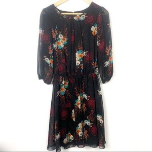 American rag floral dress NEW size S